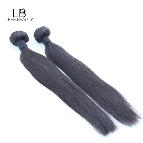 lehe beauty straight human hair