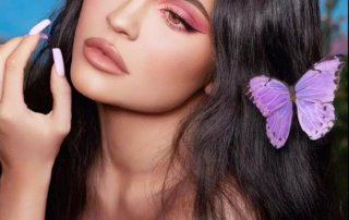 Kylie new make-up