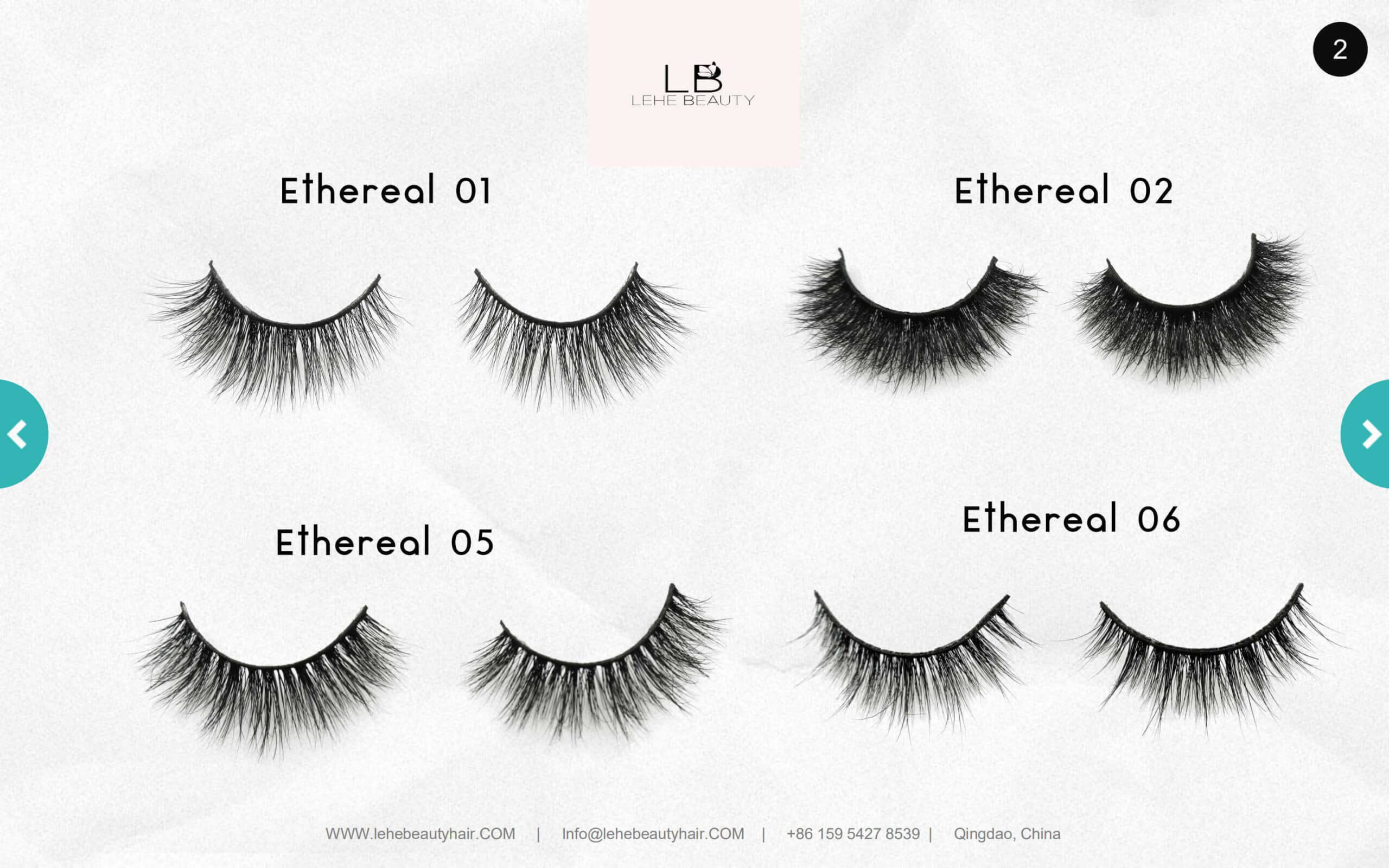 Mink Lashes Catalog(Ethereal series)_01