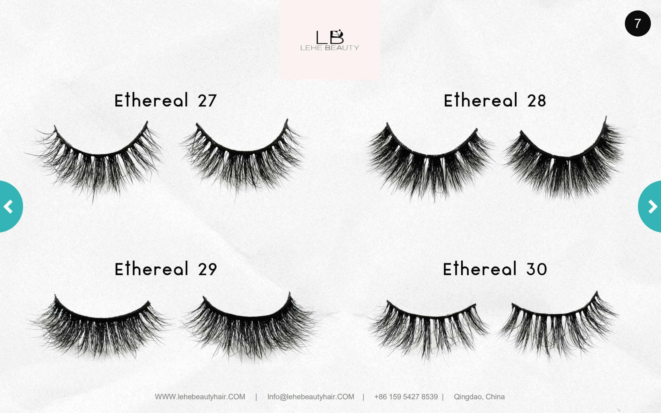 wholesale lash vendors Mink Lashes Catalog(Ethereal series)_06