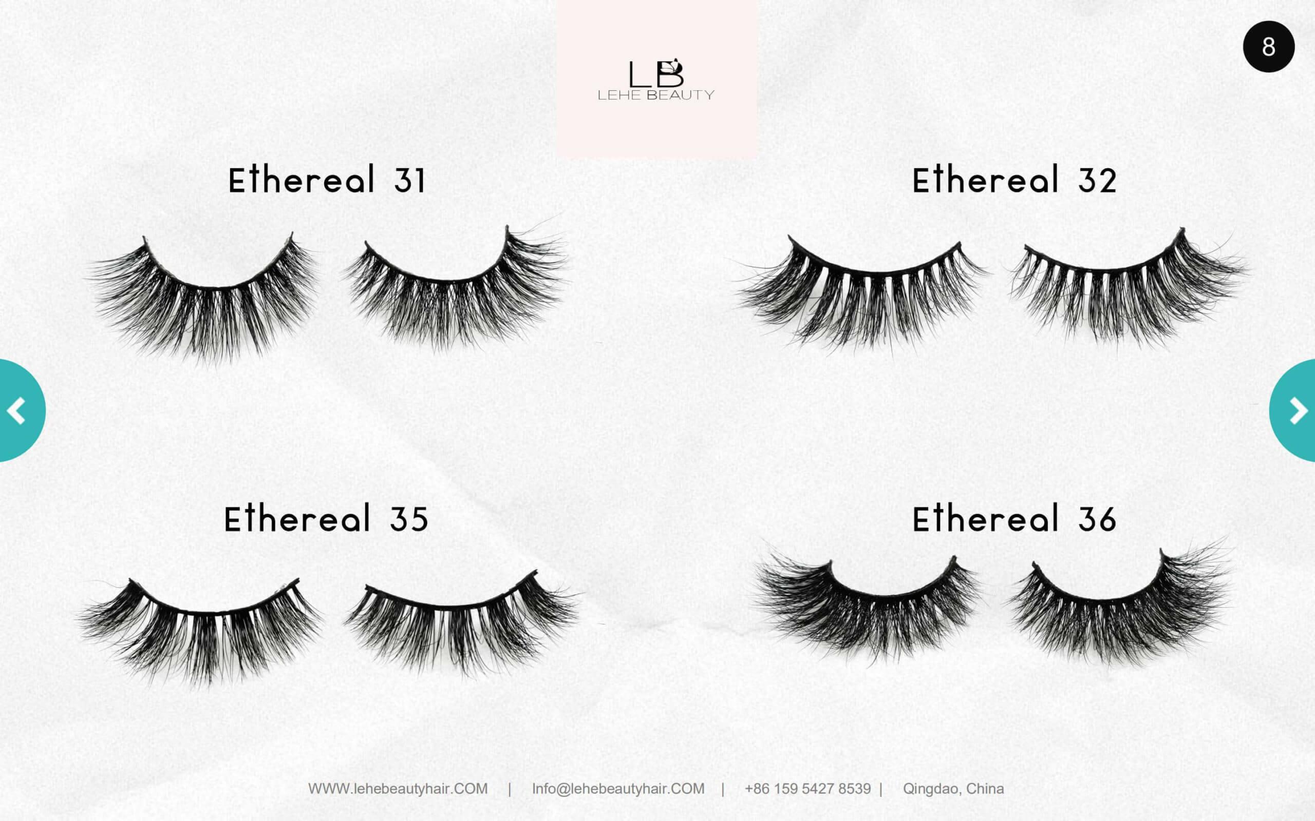wholesale lash vendors Mink Lashes Catalog(Ethereal series)_07