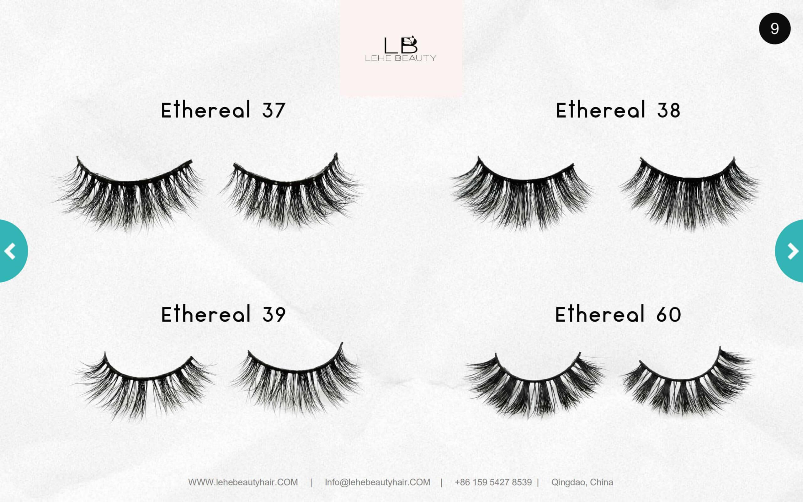 wholesale lash vendors Mink Lashes Catalog(Ethereal series)_08