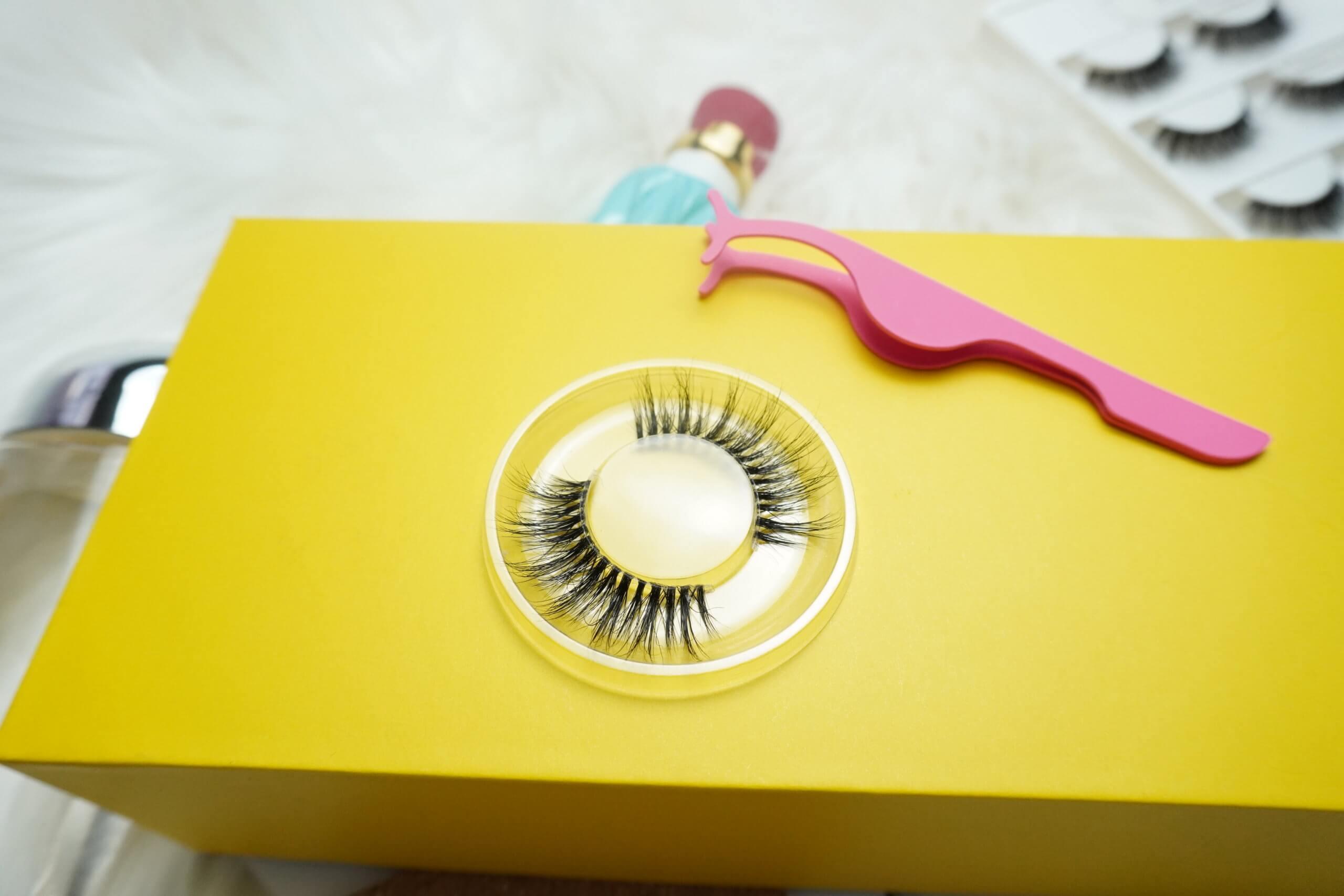 transparent lashes line 3d mink lashes I29