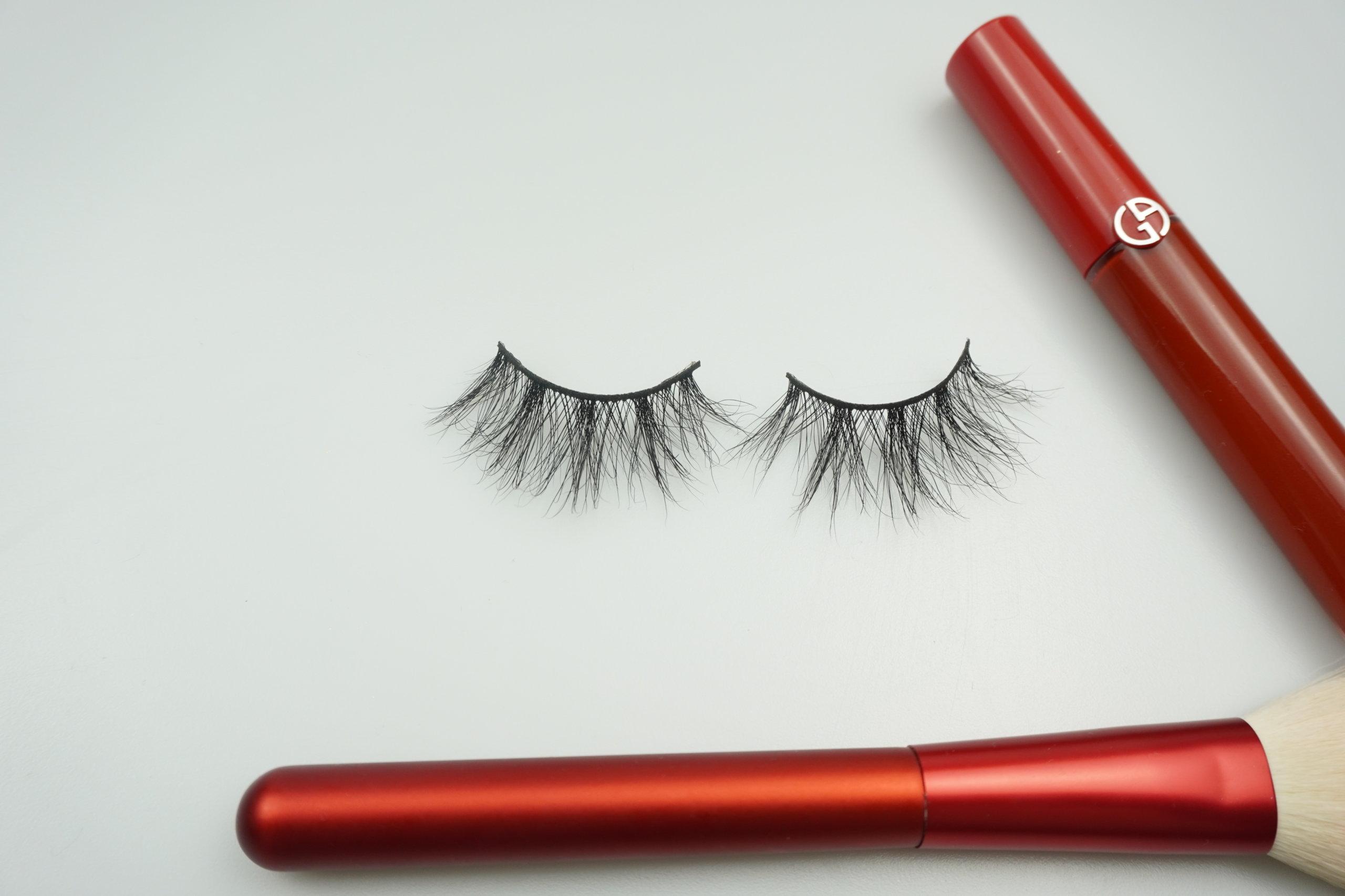 sumptuous 25mm mink lashes