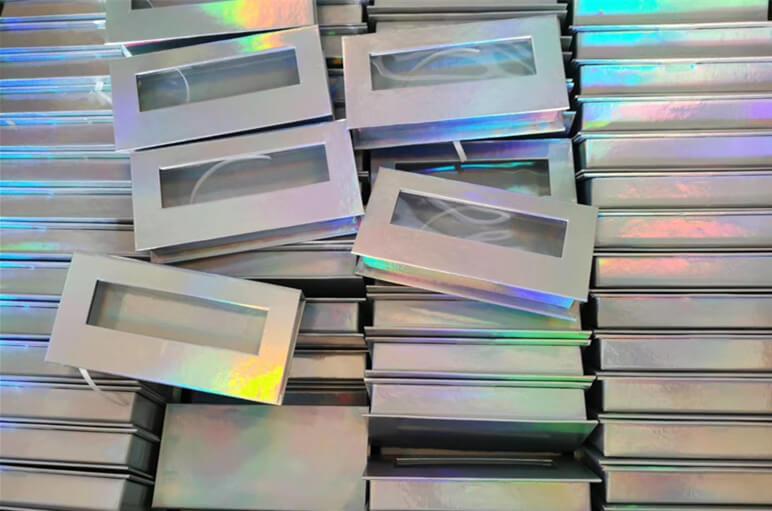 lashes vendor customized lashes boxes