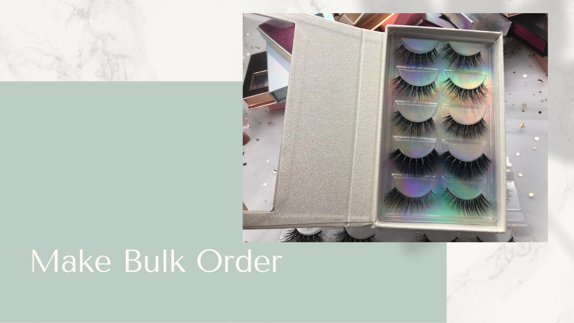 Make Bulk Order