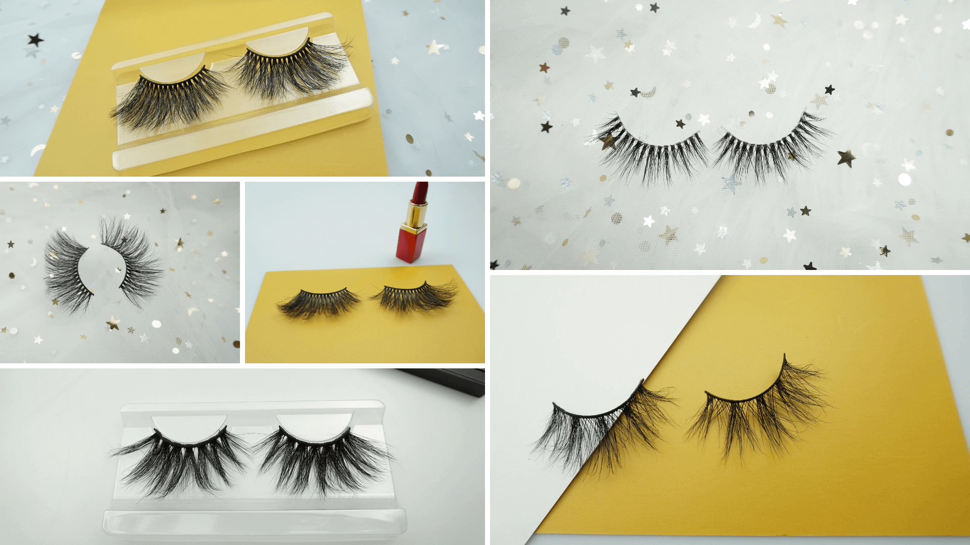 The important thing is the quality of eyelash