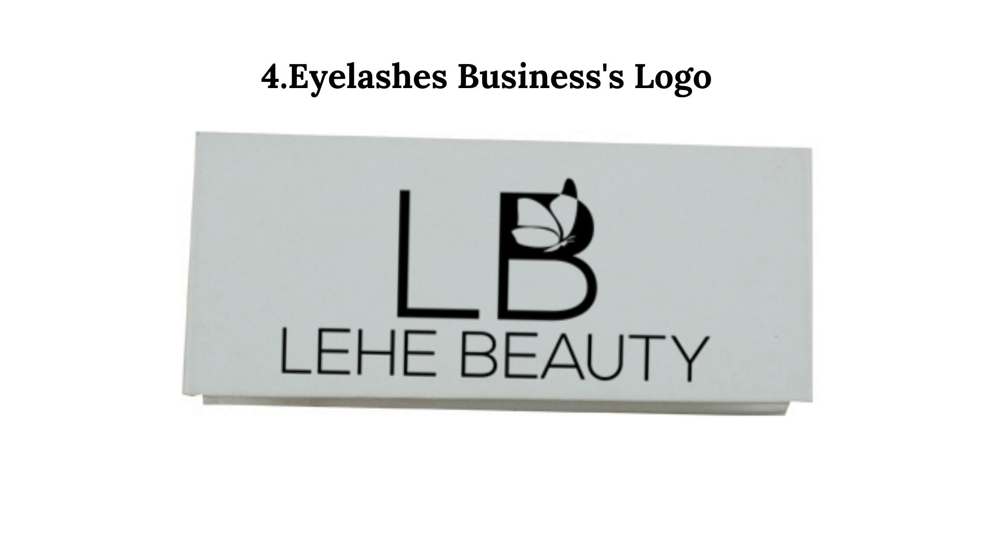 lashes business logo